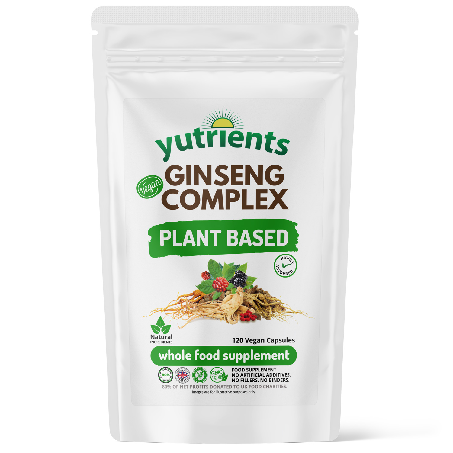 Ginseng-Complex product image
